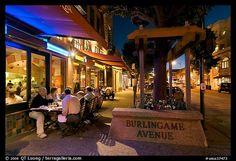 Burlingame, CA
