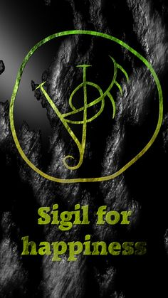 Sigil for happiness Sigil requests are open!