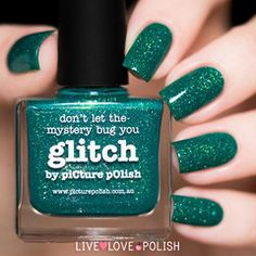 Picture Polish Glitch Nail Polish
