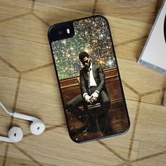 Kid Cudi Man On The Moon 2 - iPhone 6 Case, iPhone 5S Case, iPhone 5C Case + Samsung Galaxy S4 S5 S6 Edge Cases | Free Shipping - Shadeyou - Personalized iPhone and Samsung Cases