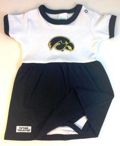 Future Tailgater Iowa Hawkeyes Dream Big Baby//Toddler T-Shirt