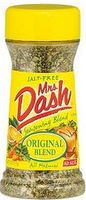 Free Sample of Mrs Dash Original Blend on Facebook! First 30,000 Daily!