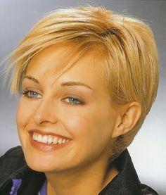 Short+Hairstyles+For+Fine+Hair | Short Hairstyles for Fine Hair - Short Hairstyles - Zimbio