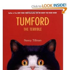 �In spite of the manners he often forgot, he would not say, �I�m sorry.� Oh no, he would not.� With these memorable words we get to know Tumford, a well-meaning but stubborn kitty, who has a habit of hiding when his mischievous ways call for an apology. Tumford�s owners' love for him never wavers, and after an incident with the Queen of the Fair he finds the courage to say, �I�m sorry.� In true Tillman style, Tumford the Terrible is beautifully illustrated and reassuring for little ones, reminding them that �love isn�t measured in muddy galoshes, broken tea dishes, or trampled on squashes.� --Seira Wilson