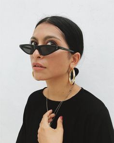 http://www.my-dailycouture.com/ cat eye shades, retro shades