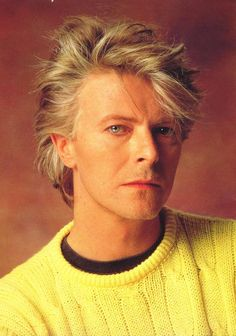 Disparu le 10 janvier 2016 à 69 ans, le chanteur, compositeur et acteur britannique David Bowie.