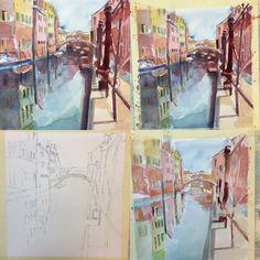 Studie, Venedig