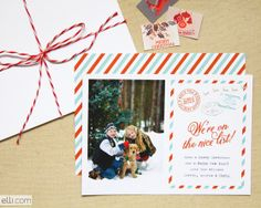 Go enter this amaZing giveaway from The Elli Blog!  {http://www.elli.com/blog/75-holiday-card-giveaway}