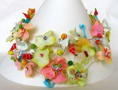 the first 2005 - Photo de colliers - Léa aime les fleurs