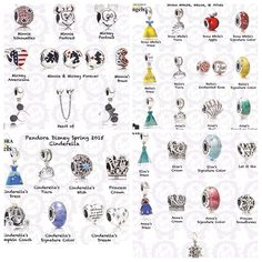 Disneylifestylers.com New Pandora Spring 2015 collection. Thanks to @magicandbeauty for pics! #disney #pandora #disneyjewelry #disneyfrozen #frozen #frozenmerch #elsa #anna #mickey #minnie #cinderella #beautyandthebeast #belle #ariel #thelittlemermaid #littlemermaid #snowwhite