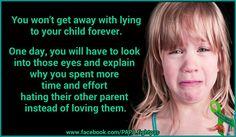 Parental Alienation:The Nurturing of Hate