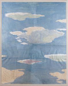 Clouds: Paule Marrot, (1902-1987).