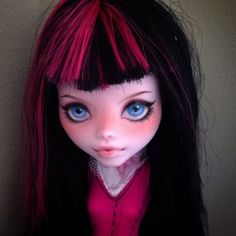 Monster-High-Doll-Custom-Repaint-OOAK-By-Teknova