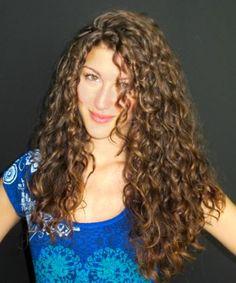 I curly hair !