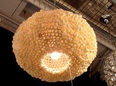 Silkworm Cocoon Silkworm cocoons lamp