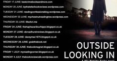Outside Looking In Blog Tour poster