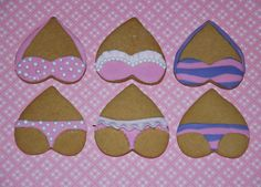 Hens night cookies!
