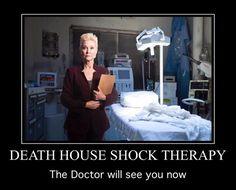 Dee Wallace Shock Treatment