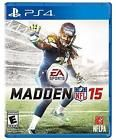 Madden NFL 15 (Sony PlayStation 4 2014)