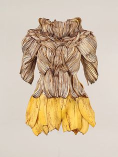 South Korean Sung Yeonju's photographs of high fashion made out of fruit and veggies