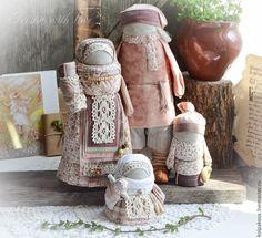 """Купить кукла-оберег Архангелогородская парочка""""Рассветная любовь"""". - розовый, рассвет, весна, архангельская парочка"""