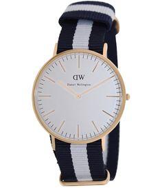 Daniel Wellington Male Glasgow Watch  0104DW Rose Gold Analog                 Sale price. $129.95