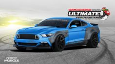 Enter To Win The Power Stop and Vaughn Gittin Jr. Ultimate Ford Mustang Sweepstakes #PowerStop