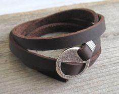 Jim Brown Men's Bracelet Men Beaded Bracelet Men por Galismens