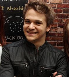 Another hot pic of Hunter.