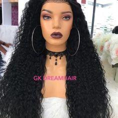 GK LUX WIG 1178 – GK Dreamhair Wig Cap, Your Hair, Curly Hair Styles, Wigs, Luxury, Fashion, Moda, Fashion Styles, Fashion Illustrations