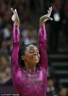 gabby douglas #olympics #usa gymnastics