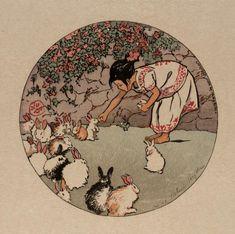 Feeding the Bunnies | Smithsonian American Art Museum