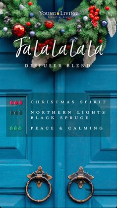 Merry and bright: 11 ways to fill your home with Christmas Spirit Christmas Spirit Essential Oil Blend Young Essential Oils, Essential Oil Uses, Essential Oils Christmas, Essential Oil Combinations, Essential Oil Diffuser Blends, Young Living Oils, Allergies, Bright, Diffuser Recipes