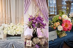 Make a Statement With Wedding Decor