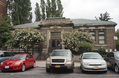 Walt Whitman Branch Brooklyn Public Library