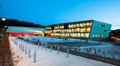 Galeria - Colégio Nordahl Grieg / LINK arkitektur - 1