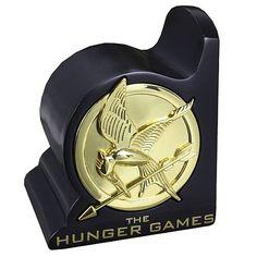 Hunger Games Movie Mockingjay Sculptural Bookend