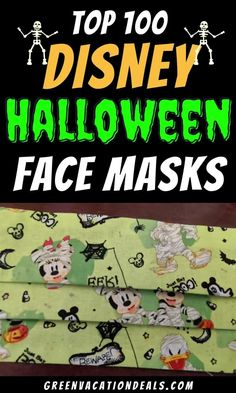Best Disney Halloween themed face masks. Great for wearing to Disney World or anywhere! Themed to characters like the Sanderson Sisters, Jack Skellington, Ooogie Boogie, Sally, Madame Leota, Mickey Mouse, Minnie, Stitch, Cinderella, Snow White, Pooh Bear, Tigger, Eeyore, Piglet, Chip, Dale, Goofy, Pluto, Jasmine, Belle, Hades, Maleficent, Ursula, Dr. Facilier, etc #HocusPocus #NightmareBeforeChristmas #HauntedMansion #Halloween #Disney #DisneyFaceMask #WDW #Disneyparks #WinniethePooh… Tigger Halloween, Cheshire Cat Halloween, Mickey Halloween, Star Wars Halloween, Halloween Face Mask, Halloween Themes, Ghost Face Mask, Face Masks, Walt Disney World Vacations