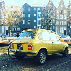 Autobianchi A112 / Amsterdam