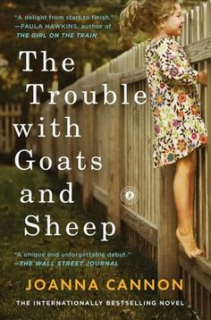 Booktopia has The Trouble with Goats and Sheep by Joanna Cannon. Buy a discounted Paperback of The Trouble with Goats and Sheep online from Australia's leading online bookstore. I Love Books, Great Books, Books To Read, My Books, Book Club Books, Book Nerd, Book Clubs, Reading Lists, Book Lists