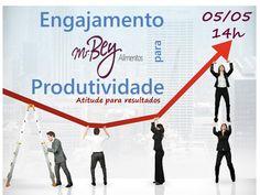 Evento Corporativo – MrBey – Engajamento para Produtividade