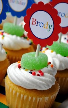 83 Best Cupcake Muffin Party Images Cupcake Cookies Birthday