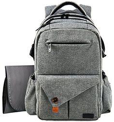 HapTim Multi-function Large Baby Diaper Bag Backpack W/St... https://www.amazon.com/dp/B01MCWVQN1/ref=cm_sw_r_pi_dp_x_B0XkybNJ583GM