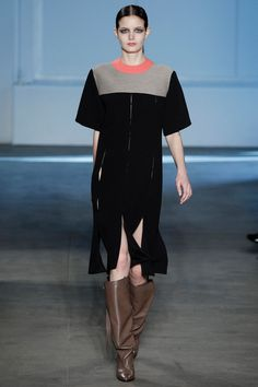 look 4 - Derek Lam | Fall 2014 Ready-to-Wear Collection | Style.com