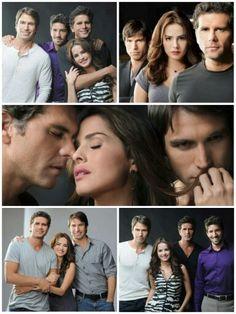 Danna Garcia & Christian Meier in Alguien te mira! Also with Rafael Amaya & David Chocarro Turkish Actors, Cute Couples, Actors & Actresses, Tv Series, Spanish, Christian, Couple Photos, Celebrities, Image