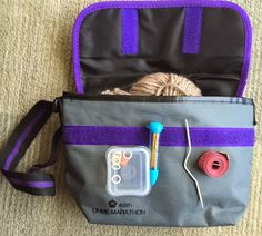 New England Knitting // Blog Post // Organizing Knitting Notions