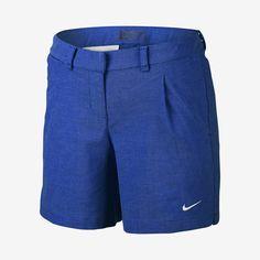 Nike Oxford Women's Golf Shorts
