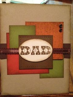 Father's Day by tlgaler - Cards and Paper Crafts at Splitcoaststampers