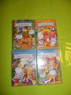 Ref CDP057 DVD dessins animés. 2€ pièce