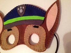 Paw Patrol Masks, Paw Patrol Coloring Pages, Felt Mask, Unicorn Invitations, Decoration Originale, Unicorn Crafts, Felt Food, Felt Diy, Halloween 2020